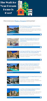 sale page template 19 real estate email templates that will boost your sales