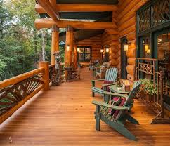 Log Homes Interior Designs Exterior