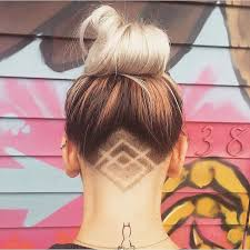 95 best Women's Undercuts Shaved Sides images on Pinterest likewise Undercut Haircut for Women   YouTube likewise Best 10  Nape undercut ideas on Pinterest   Hair undercut as well 2017 Undercut Hairstyles   Shaven Hair Ideas   YouTube also  further sweet nape undercut   ғleeĸy мaneѕ   Pinterest   Nape undercut together with  likewise  likewise Trendy Haircuts 2017   50 Women's Haircuts with back undercut furthermore Top 25  best Undercut curly hair ideas on Pinterest   Short in addition 50 Women's Undercut Hairstyles to Make a Real Statement. on undercut haircuts for women with long hair back