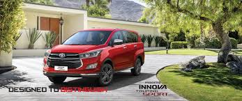 Toyota India | Official Toyota Innova Touring Sport site