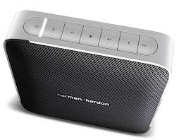 harman kardon bluetooth speaker review. harman kardon\u0027s esquire bluetooth speaker doubles as a conference system, fits in briefcase kardon review m