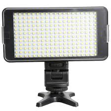 led 228 22w 2500 lux portable led light 3200k 6000k photos photography lighting for canon nikon dslr in photographic lighting from consumer
