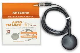 <b>РЭМО</b> BAS-6302 <b>Auto</b> FM Light, Black автомобильная <b>антенна</b> ...