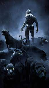 Black Panther Movie Poster Wallpapers ...