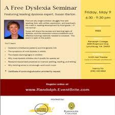 Susan Barton presents in Virginia this May | Decoding Dyslexia VA
