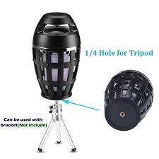 Ejoy Flame Lamp Bluetooth Speaker