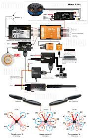 drone and fpv wiring diagram multi rotors tarot fy680 pro hexacopter set helipal an error occurred drone wiring diagram