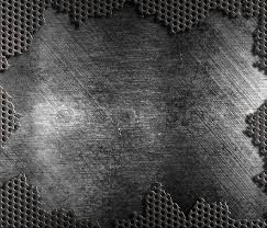 Damaged Metal Grate Background Stock Photo Colourbox