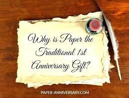 1st wedding anniversary ideas for her year anniversary gift ideas full size of paper for him