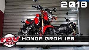 2018 honda 125.  125 2018 honda grom 125 review rendered price release date in honda g