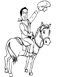 Small Picture Cowboy coloring pages Free Printable Cowboy coloring pages