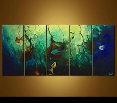 Small Picture Seascape painting home decor painting 3720