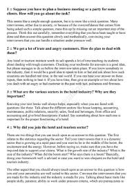 hotel management placement interview student forum skipper and sundry services what do you mean by concierges errand card image building hotel management campus interview question and answer