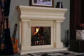 image of top fireplace mantel kits