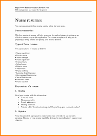 Nursing Resume Templates Free 20 Resume Templates for Wordpad | Best of Resume Example
