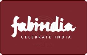 Flat 7% OFF on Fabindia E-Gift Cards | Woohoo.in