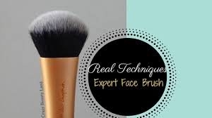 real techniques the expert face brush in india review where to