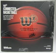 Basketball Tracker Wilson Wtb0300id X Connected Smart Basketball With Shot Tracker