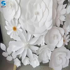 White Paper Flower Garland This Year New Hot Sale Decoration Paper Flower Garland Buy Flower