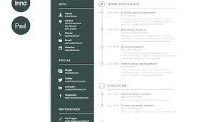 Cool Resume Templates Enchanting Free Cool Resume Templates Word Together With Designer Resume