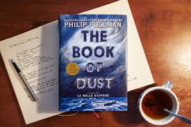 up adventure book pages philip pullman s the book of dust is a conflicting but rewarding