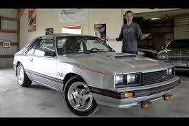 Video | The Mercury Capri RS Turbo Is the Weirdest Fox Body Mustang ...