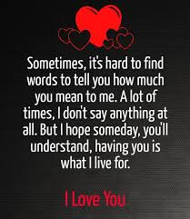 I Love U Quotes For Him Cool 48 Best Images About Love Quotes For Him On Pinterest Secret 48