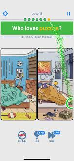 Create, play, share jigsaw puzzles and compete with other users. Riddle Master Level 8 Who Loves Puzzles Answers And Solutions Cluest