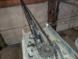 picture of repairing a garage door limit switch