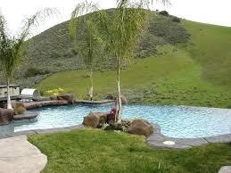 infinity pool backyard. Simple Pool Infinity Pool Backyard Pools And Spas Creations  Designs Throughout Infinity Pool Backyard