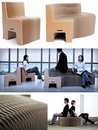 recycled paper furniture. Folding-chair Recycled Paper Furniture