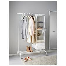 Rigga Clothes Rack Ikea In Addition To Interesting Ikea Clothing Rack (View  20 of 25