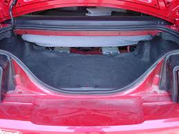 2001 2004 ford mustang car audio profile ford mustang coupe trunk