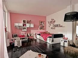 Nice Teenage Bedrooms Beautiful Teenage Bedroom Design Ideas With Black Wooden Floor
