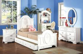 Kids Bedroom Furniture Kids Bedroom Furniture Set With Trundle Bed And Hutch 174 Xiorex
