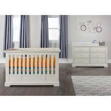 white furniture nursery. addison euro crib 3piece nursery collection white furniture