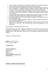 Resume      with Cover Letter SlideShare