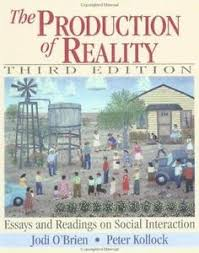 the production of reality essays and readings on social  image is loading the production of reality essays and readings on