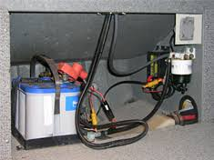 blue sea systems add a battery wiring diagram blue adding a secondary battery battery switch and automatic charging on blue sea systems add a battery