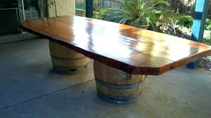 astonishing whiskey coffee table whiskey barrel coffee table whiskey barrel table and chairs whiskey