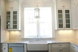 pendant lighting over sink. Kitchen Wall Mounted Light Over Sink With Prepare Pendant Lighting. Lighting
