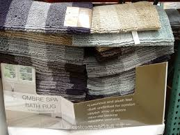 ombre spa bath costco bath rugs fabulous ikea area rugs