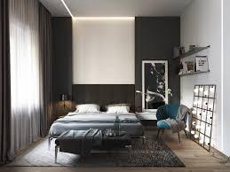 master bedroom master bedroom Black & White Stunning Master Bedroom Designs  chiffon curtaining modern black and