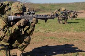 Marine Corps Scout Sniper Japanese Soldiers Break Contact Engage Us Marines Military Com