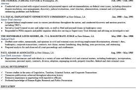 sample resume senior attorney senior attorney resume