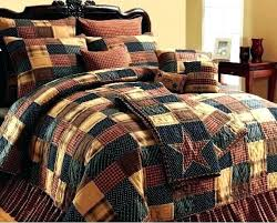 rustic cabin bedding sets rustic quilts and coverlets rustic bedroom bedding rustic king size comforter sets