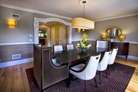 dining room paint ideas. charming dining room two tone paint ideas and euskalnet