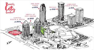 Daniels City Centre Condos | Wesley Tower | Cityview Realty Inc.