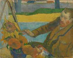 an exhibit examines van gogh s illness from a rusty revolver to a paul gauguin ldquovincent van gogh painting sunflowersrdquo 1888 image courtesy van gogh museum amsterdam and vincent van gogh foundation