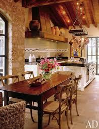 Country Farm Kitchen Decor Farmhouse Kitchen Table Decor The Farmhouse Dining Table With